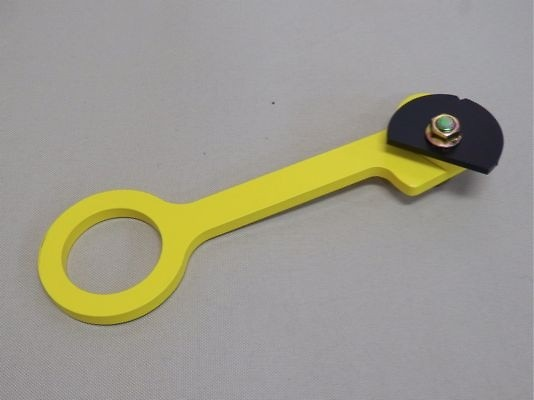 Rear Tow Hook (Yellow) - KF-D2-R