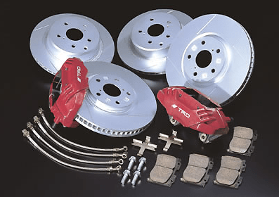 TRD - High Performance Brake Kit