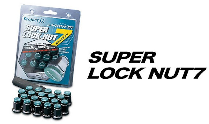 Project Mu - Super Lock Nut 7