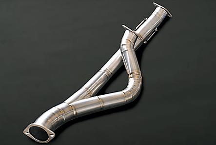 Sun Line Racing - GTspec Front Pipe - Titanium - GTR R32/33/34