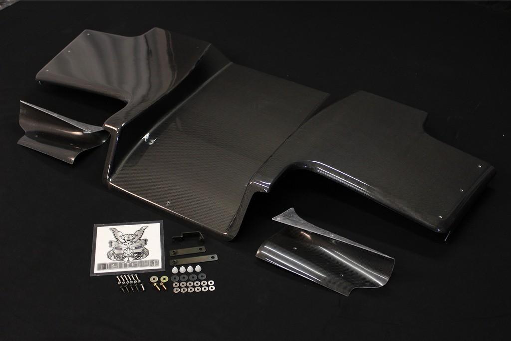 Diffuser-Pro - Material: Carbon - D0-022030-12C