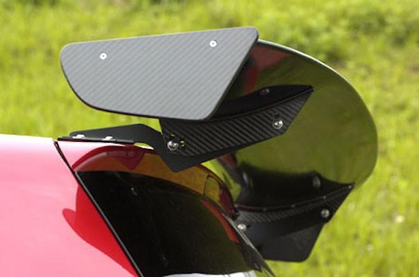 Construction: Carbon - 3D GT Wing TypeC