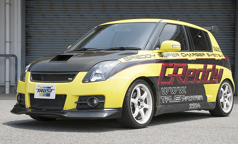 17090004 - Suzuki - Swift - ZC31S - Front Lip Ver.2