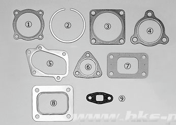 HKS - Gasket for Turbo Upgrade
