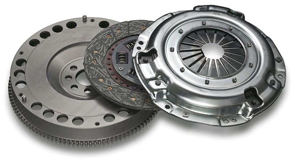 Ultra Light Weight Chrome-molly Flywheel & Clutch KIT (Sports disc) - 26000-3SG-02N