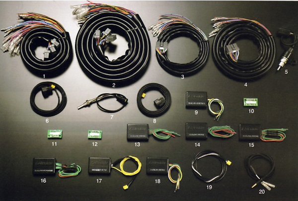 No. 1 - Ultimate Harness Kit - 1.2m - 15901500
