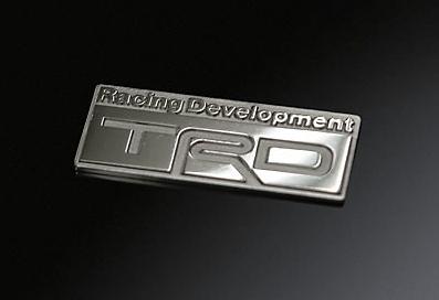 Emblem - TRD Racing Development - Brass - 08231-SP090