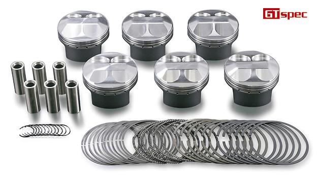 Toda - High Power Profile Piston Kit