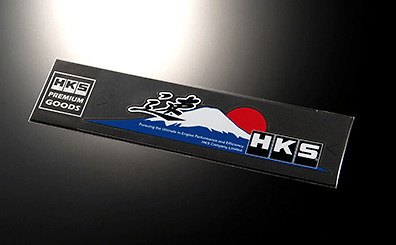 HKS STICKER 速 (Speed) - Size: 240 x 65mm - Colour: - - 51003-AK123