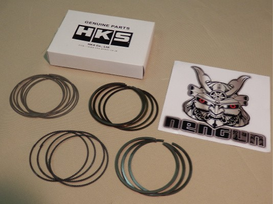 HKS Piston Kit 21003-AM003 2.0L AE1 - Bore: 86.5mm - 21005-AM006