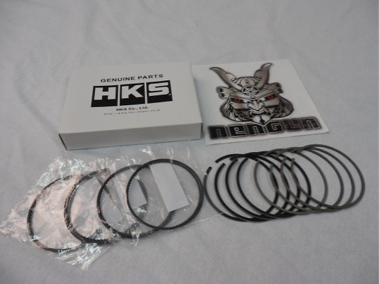 HKS Piston Kit 2103-RN024 2.0L Ni - Bore: 86mm - 21005-AN001