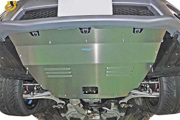 Type: Under Panel & Side Panel Set - Material: Aluminum - S560240S