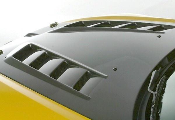 Material: Carbon - ABV-S1-CC