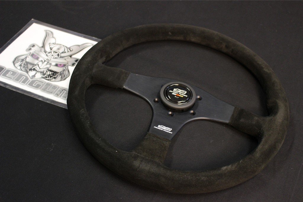 Steering wheel Racing III - Diameter: 350mm - 53100-XG8-K1S0