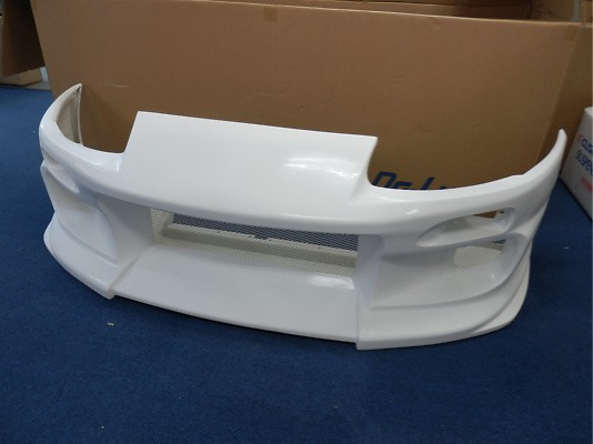 Front Bumper Spoiler, with Bumper + Side Steps + Front Blister Fenders + Rear Side Steps + Lift Up B