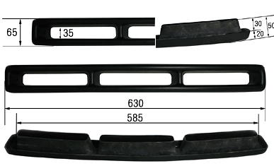 URAS - Universal Triple Duct