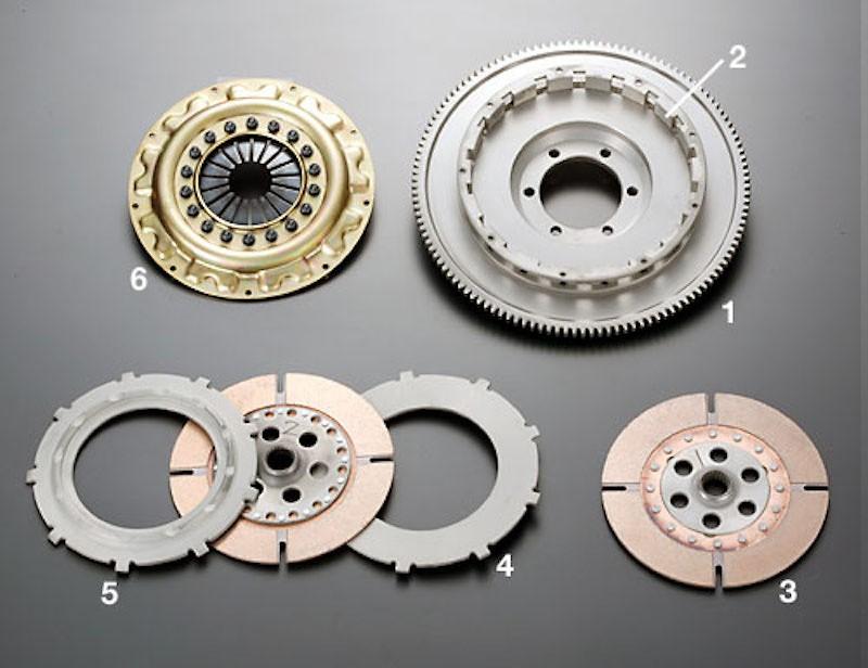 TS2B Parts