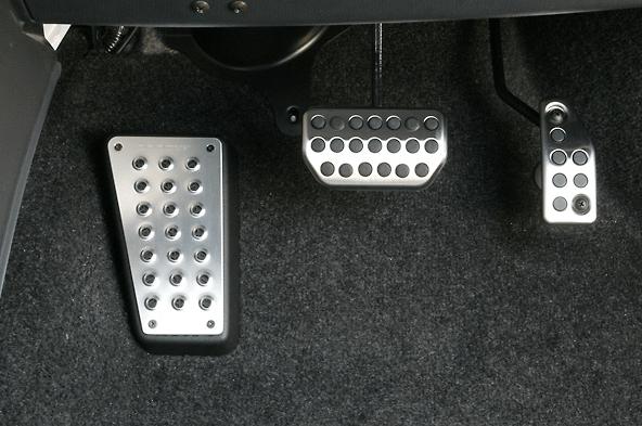 Suzuki Sport - Footrest Cover