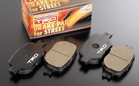 TRD - Black Series Brake Pads - ZZT231 Front