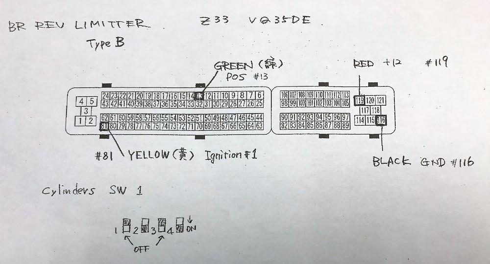 Nissan Fairlady/350Z Z33 VQ35DE