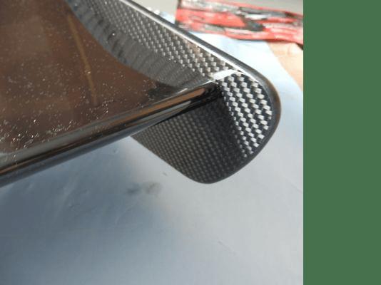 Garage Defend - GT Wing