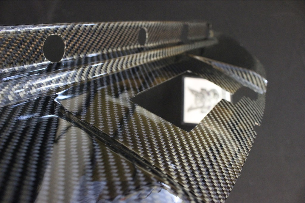 Material: Carbon Fibre - BCNR33 CFRP