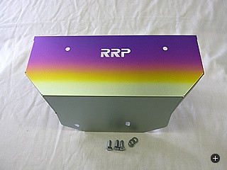 R's Racing - Colt Titanium Exhaust Manifold Cover