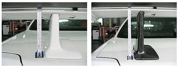 Trial - Carbon Wing Stand