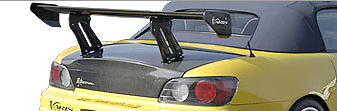 Varis - Light Weight Carbon Trunk - S2000