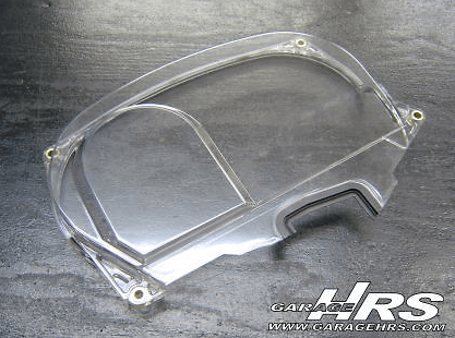 Garage HRS - Clear Cam Cover - EVO 9