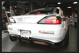 Behrman - LED Tail - S15