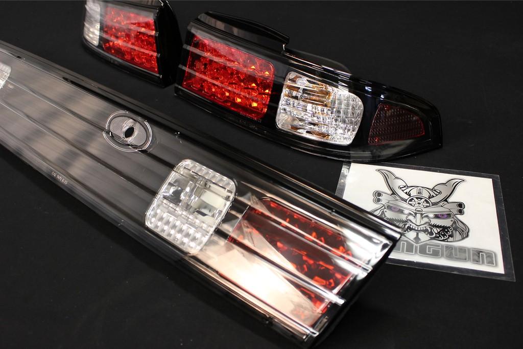 Tail Lights + Garnish - S14 Set