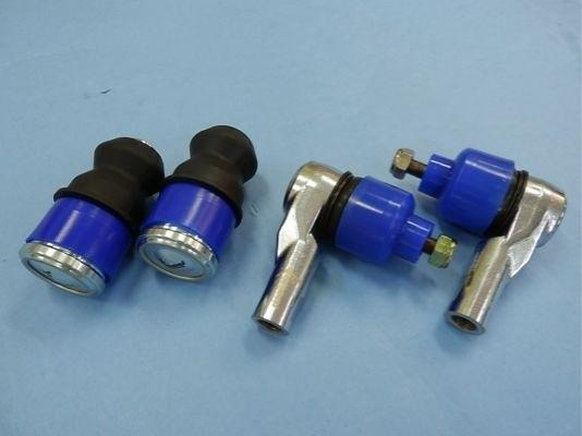 Roll Center Adjuster + Tie Rod End Set - KSM089