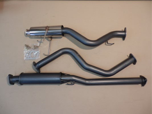 Honda - Civic - EK9 - 60.5mm Pipe - 100-60.5mm Tail - B304HO24