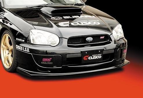 Subaru Wrx Parts >> Cusco - Subaru WRX Sti GT Front Lip - Nengun Performance