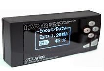 Apexi - AVC-R Black Limited Edition