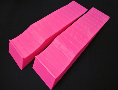 Silk Road - Section - Tire Slope - Pink