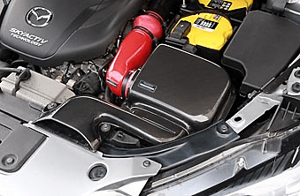 Includes Wet Type Filter + Carbon Intake Box - Not including Intake Suction Kit - MGJ9580