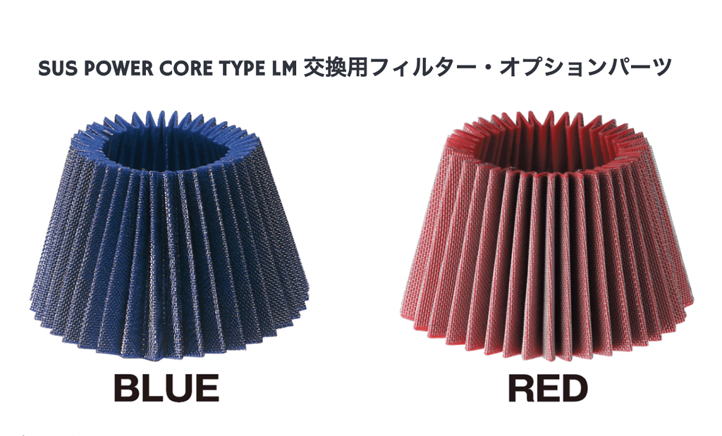 Blitz - SUS Power - Core Type LM - Replacement Filter