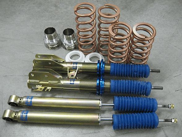 R's Racing - Ohlins DFV Original Height Adjustment Kit