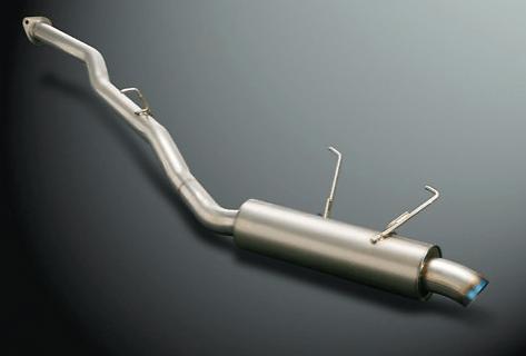 J's Racing - Titanium FX - 70RR - S2000