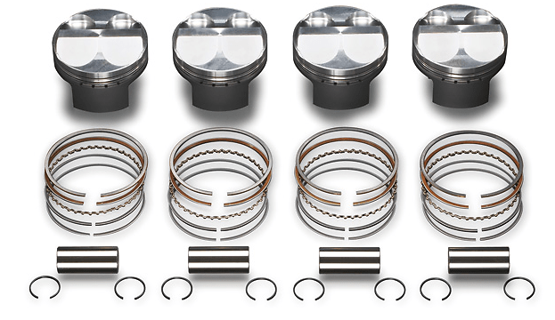Toda - High Comp Forged Piston Kit