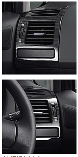 TRD - Interior Panel Set - Auris - Side