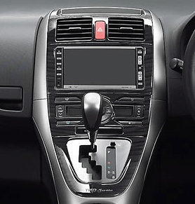 TRD - Interior Panel Set - Auris