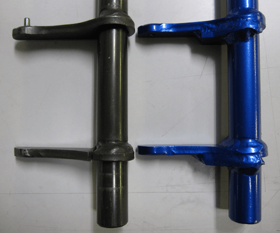 The Blue Shaft is the Reinforce Release Shaft