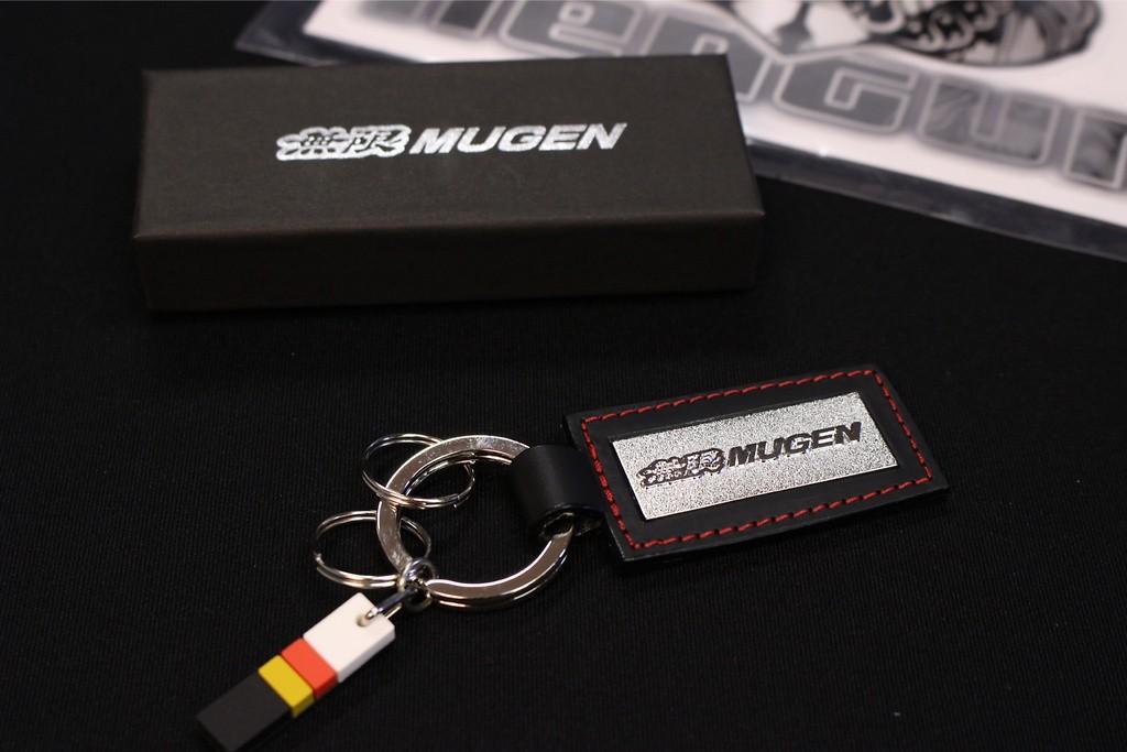 Mugen Leather Key Holder - 90000-XYD -100A