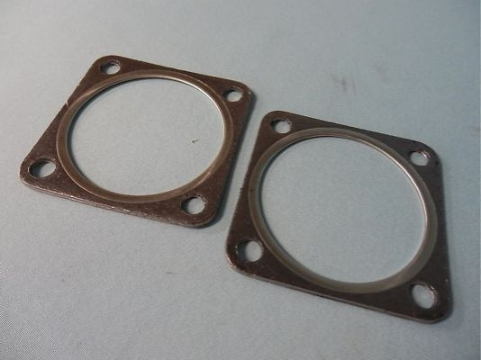 Special Wastegate Stainless Flange - Gasket Bypass Out - 2 Piece Set - 14009-AK005