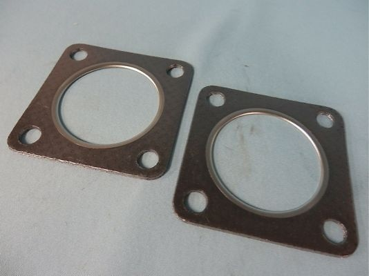 Special Wastegate Stainless Flange - Gasket Base Plate - 2 Piece Set - 14009-AK006