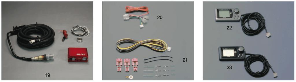 Blitz - SBC - Replacement Parts
