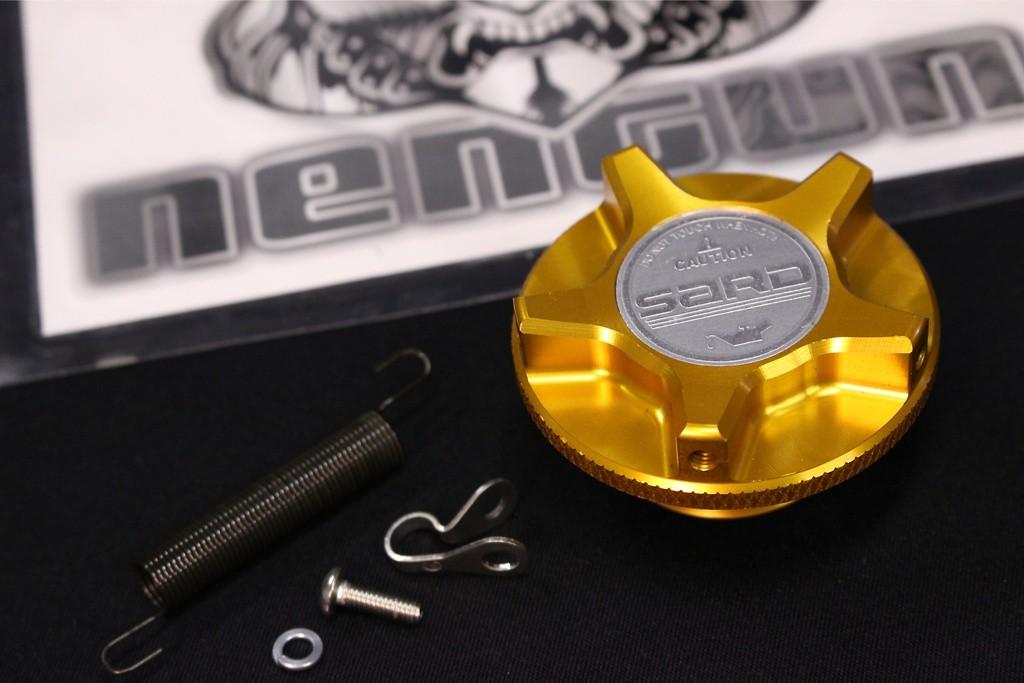 Sard - Oil Cap Screw System (Gold)